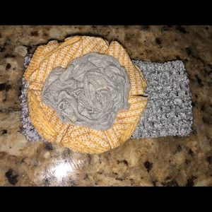 Other - Handmade, Baby/toddler boutique style headband.